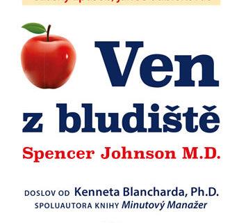 obálka knihy Ven z bludiště