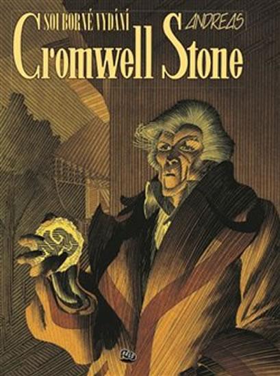 Hororový grafický román Cromwell Stone od autora komiksů Andrease