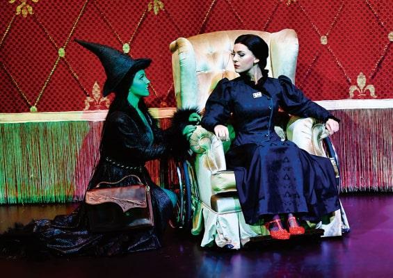 Čarodějka na Výstavišti je prestižní záležitost pro milovníky velkých muzikálů