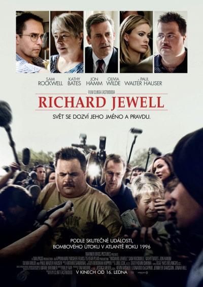 Richard Jewell: Nejnovější režisérský počin Clinta Eastwooda dokazuje, že filmový veterán ani vdevadesáti letech na důchod nepomýšlí