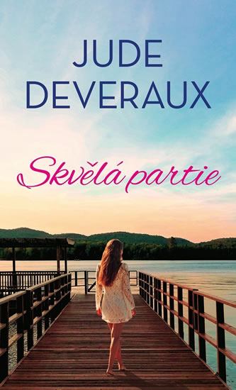 Skvělá partie - dalšímu dílu romantické série od Jude Deveraux nechybí i špetka detektivní zápletky