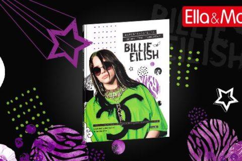 Soutěž o 3 výtisky knihy Billie Eilish