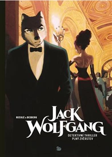 Jack Wolfgang Stephena Desberga a Henriho Reculé je komiksový detektivní thriller plný zvěrstev