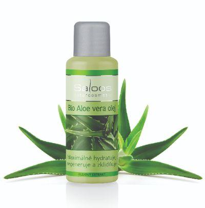 Olej z rostliny Aloe vera pečuje o pokožku hned v několika ohledech