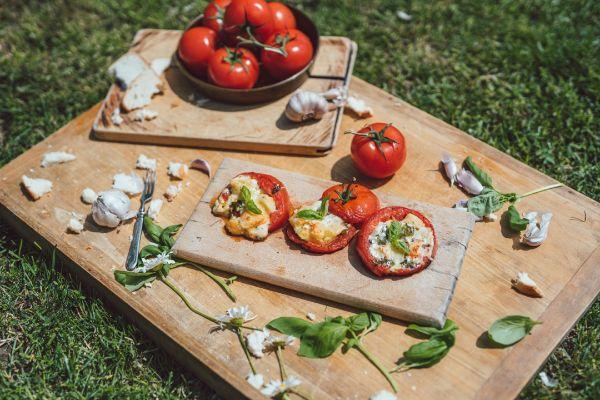 Vychutnejte si letní jídla s rybami a brambory