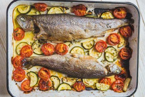 Ryba je skvělou součástí jídelníčku. 7 informací, které byste o zacházení s rybami měli vědět