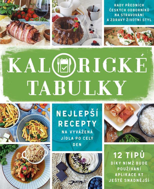 Soutěž o 3 výtisky knihy Kalorické tabulky