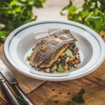Celer, pstruh, dýně a pohanka: Potraviny v receptech, které příliš nezatíží vaše zažívání