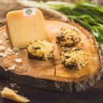 Kedlubnové karbanátky se špenátem a sýrem - skvělý zdravý recept
