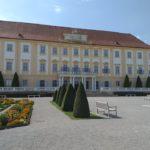 Z jižní Moravy do Rakouska: Laxenburg, zámek Hof