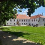 Výlet po jižní Moravě. Historická Třebíč a zámek Jaroměřice nad Rokytnou