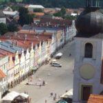Jižní Morava - Vranov nad Dyjí a poslední zastávka Telč