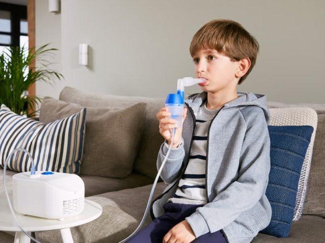 Období respiračních onemocnění: Jak chránit děti před nákazou?